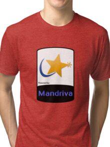 Mandriva [HD] Tri-blend T-Shirt