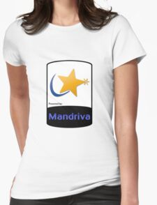 Mandriva [HD] Womens Fitted T-Shirt