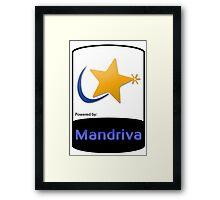 Mandriva [HD] Framed Print