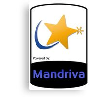 Mandriva [HD] Canvas Print