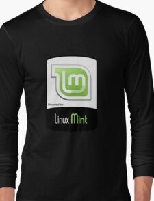 Linux MINT ! [HD] Long Sleeve T-Shirt