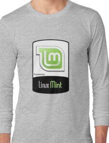 Linux MINT ! [HD] Long Sleeve T-Shirt