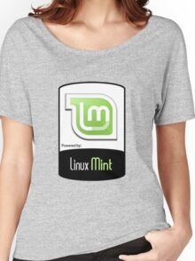 Linux MINT ! [HD] Women's Relaxed Fit T-Shirt