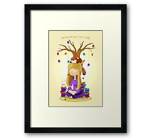 Afternoon Philosophy - LIMITED EDITION Framed Print