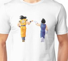 Goku and Vegeta Unisex T-Shirt