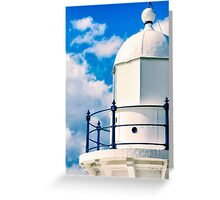 Ballina Lighthouse in New South Wales Greeting Card