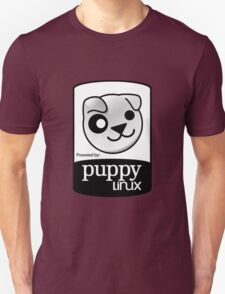 Powered by Puppy ! Unisex T-Shirt