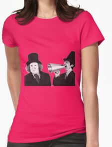 The Bugle Podcast Womens Fitted T-Shirt