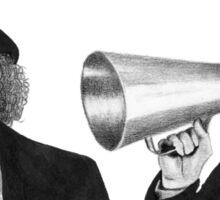 The Bugle Podcast Sticker