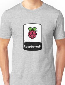 Powered by Raspberry ! Unisex T-Shirt
