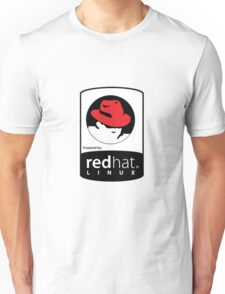 Powered by REDhat ! Unisex T-Shirt