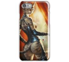 The Royal Cats' Girlfriend Feline iPhone Case/Skin