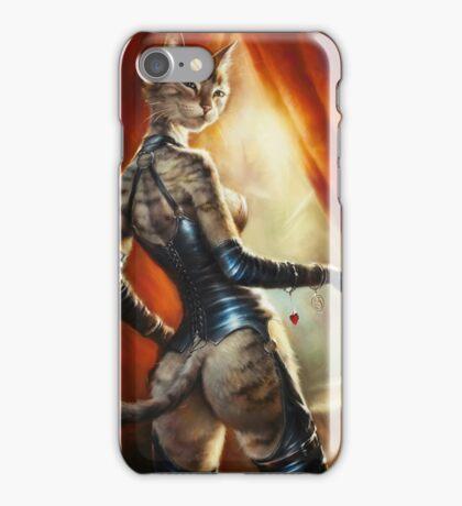 The Royal Cats' Girlfriend Feline iPhone Case/Skin