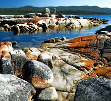 Bay of Fires Tasmania..........The Colour of Nature by Imi Koetz