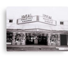 Ideal Theater ~ Now Showing... Metal Print