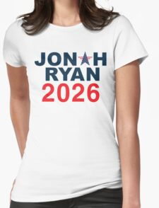 Jonah Ryan 2026 Womens Fitted T-Shirt