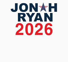 Jonah Ryan 2026 Unisex T-Shirt
