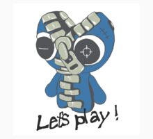 Let'S PLaY!  Kids Tee
