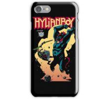 Hylianboy iPhone Case/Skin