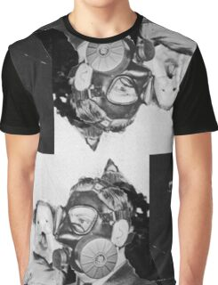 patchwork Graphic T-Shirt
