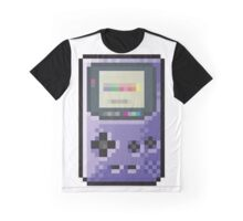 cool gameboy 8bit art Graphic T-Shirt