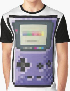 cool gameboy 8bit art Graphic T-Shirt