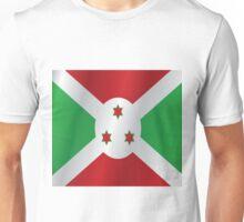 Burundi flag Unisex T-Shirt