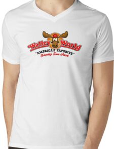 WALLEY WORLD - NATIONAL LAMPOONS VACATION (1) Mens V-Neck T-Shirt