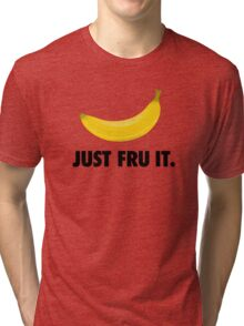Just Fruit Tri-blend T-Shirt