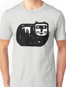 Dicke Katze Unisex T-Shirt