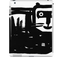 Dicke Katze iPad Case/Skin