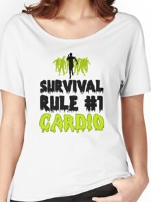Survival Cardio Women's Relaxed Fit T-Shirt