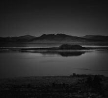 Mono Lake CA by tlees