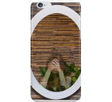 Looking in a Broken Mirror iPhone Case/Skin