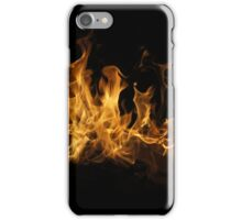 Fierce Flame iPhone Case/Skin