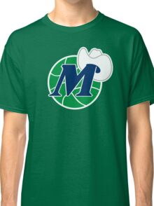 DALLAS MAVERICKS BASKETBALL Classic T-Shirt