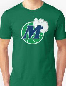 DALLAS MAVERICKS BASKETBALL Unisex T-Shirt
