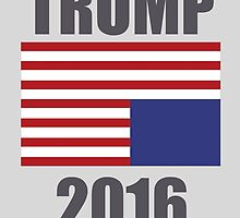 Trump 2016 by Diabolical