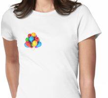 ballon Womens Fitted T-Shirt
