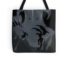 Skyrim Poster (black) Tote Bag