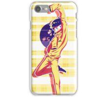 Jyushimatsu #5 iPhone Case/Skin
