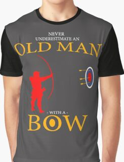 fathers day gift BOWMAN Graphic T-Shirt