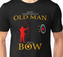 fathers day gift BOWMAN Unisex T-Shirt