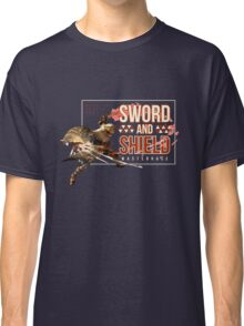 Sword and Shield Masterrace - Monster Hunter Generations Classic T-Shirt