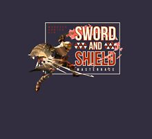 Sword and Shield Masterrace - Monster Hunter Generations Unisex T-Shirt