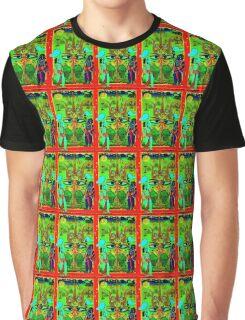 Trident Yantra of Shiva Graphic T-Shirt