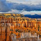 USA. Utah. Bryce Canyon National Park. View. by vadim19