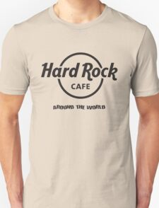 Hard Rock Cafe | Around the World | Official 2016 T-Shirt