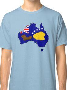 SIMPSONS VS AUSTRALIA Classic T-Shirt