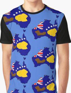 SIMPSONS VS AUSTRALIA Graphic T-Shirt